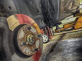 Sonny's Auto Servicenter | Brake Repair