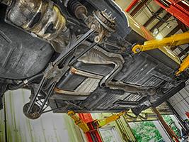 Sonnys Auto Servicenter | Exhaust Repair